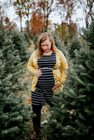 McClanahan Maternity & Christmas Mini Session