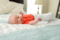 Howinson Newborn Lifestyle Session-Charleston