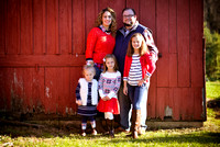 Blewett Christmas Mini Session