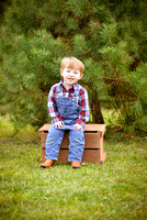 Epperly Christmas Mini Session