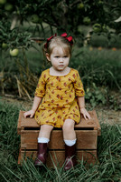 Maddie-Apple Orchard Mini Session