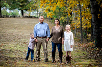 Keith Fall Family Session
